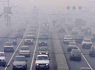احتمال تعطیلی تهران درصورت تشدید آلودگی