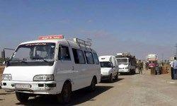 بازگشت آوارگان سوریه به منازلشان