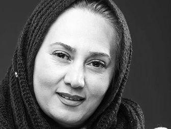 کافه گردی خانم بازیگر با تیپ زمستانی/ عکس