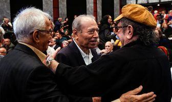 علی نصیریان: همکاریام با مهرجویی بعد از 40 سال جذاب است
