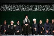 دومین شب عزاداری سید الشهدا(ع) در حسینیه امام خمینی(ره)+تصاویر