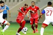 تراکتور مقابل الشارجه متوقف شد/ جدول گروه تراکتور در لیگ قهرمانان