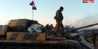 پیشروی استراتژیک ارتش سوریه در الحسکه