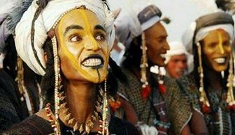 رفتارها و عقاید جالب قبیله ای در نیجریه/ عکس