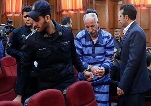 سومین دادگاه محمد ثلاث قاتل 3 مامور نیروی انتظامی آغاز شد