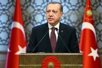 نظر اردوغان درباره بحران روابط ترکیه با آمریکا
