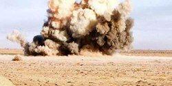 وقوع انفجار مهیب در مرز ترکیه و سوریه