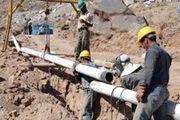 اجرای عملیات گازرسانی به بخش لاریجان مازندران