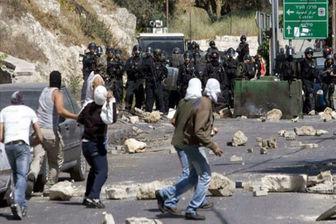 شهادت ۲ فلسطینی و زخمی شدن دهها تن در جمعه خشم فلسطین