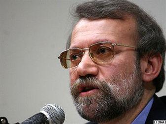 نظر قطعی لاریجانی درباره نامزدی در انتخابات