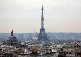 مرد افغانستانی در پاریس آشوب به پا کرد