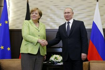شرط مرکل برای لغو تحریم های روسیه