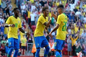هواداران برزیلی از خجالت ملیپوشانشان درآمدند