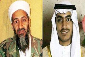 تایید مرگ پسر بن لادن توسط ترامپ
