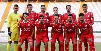 پیروزی پر گل تراکتوری ها در بازی تدارکاتی