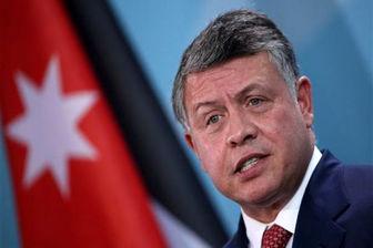 رایزنی تلفنی پادشاه اردن و صدراعظم آلمان درباره سوریه