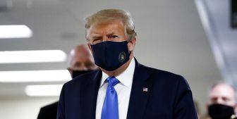 برگزاری گردهمایی انتخاباتی ترامپ در فضای سرپوشیده