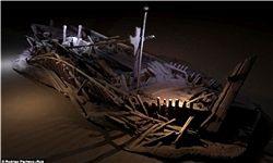 قبرستان کشتیهای غرق شده را ببینید+تصاویر