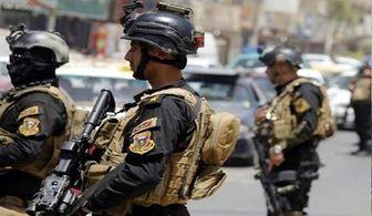 نیروهای امنیتی دو فرد انتحاری در صلاح الدین را منفجر کردند