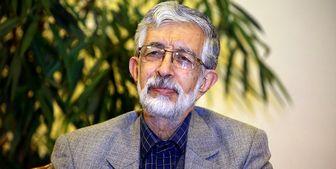 حداد عادل: رئیسی قهرمان مبارزه با فساد است