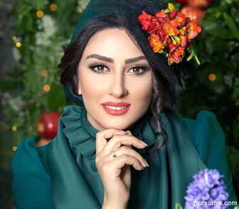 الهام طهموری و همسرش /  عکس