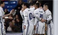ترکیب رئال مادرید مشخص شد