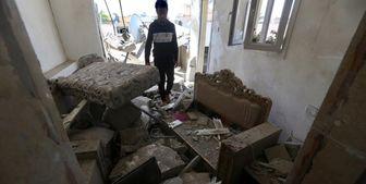 کشته شدن اعضای یک خانواده در حمله نیروهای حفتر