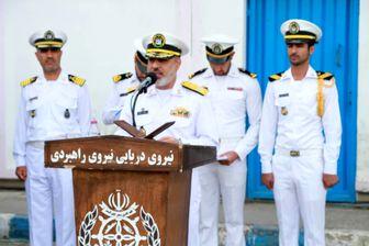 اسکورت 6 هزار نفتکش توسط نیروی دریایی ارتش