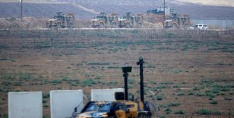 گشت مشترک روسیه و ترکیه در سوریه