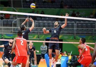 فدراسیون جهانی والیبال: موسوی برگ برنده ایران بود