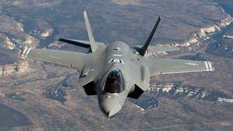 رزمایش هوایی مشترک آمریکا و رژیم صهیونیستی