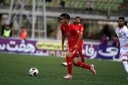 پرونده بازیکن جدید استقلال در کمیته تعیین وضعیت