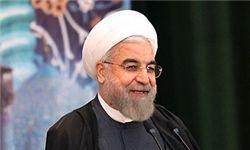 قدردانی روحانی از حضور ملت ایران در راهپیمایی