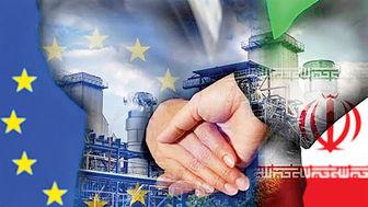 کاهش ضریب مراودات تجاری غرب با ایران