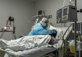 آمار بالای کروناییهای بستری شده در بیمارستانهای آلمان