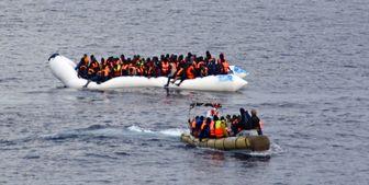 واژگونی کشتی حامل مهاجران غیرقانونی در یونان