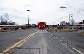 تمدید 30 روزه محدودیت تردد در مرز آمریکا و کانادا