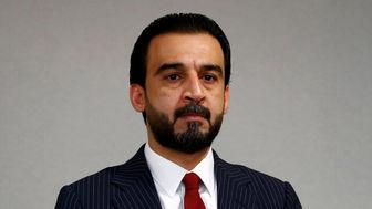 درخواست الحلبوسی برای حضور نمایندگان معترضان در پارلمان عراق