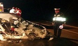علت اصلی 85 درصد تصادفات نوروز امسال اعلام شد