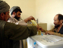 افغانستان در تب و تاب انتخابات ریاستجمهوری