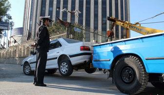 تحویل خودرو فقط به مالک وسیله نقیله در صورت حمل با جرثقیل