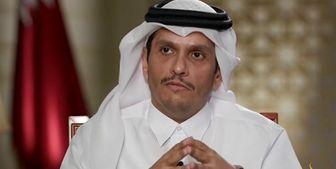 قطر: بدون حل مسئله فلسطین هیچ صلحی در منطقه محقق نمیشود