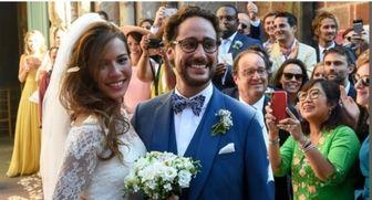 عروسی یک آقازاده!/ عکس