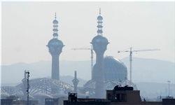 اعلام سه منشاء آلودگی هوای پایتخت