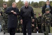 برگزاری روسیه و بلاروس رزمایش مشترک
