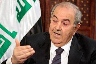 ایاد علاوی تابعیت لبنانی گرفت