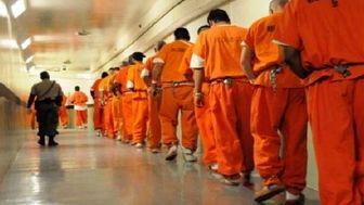 مرگ بیش از ۲۷۰۰ زندانی در آمریکا بر اثر ابتلا به کرونا