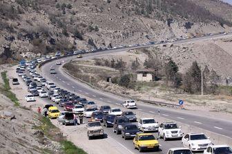 محدودیت های ترافیکی جاده های شمال