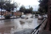آخرین وضعیت آب و هوا در هفتم تیر ۹۸