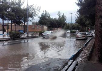 هشدار جدی هواشناسی؛ تشدید بارش باران در استانهای ساحلی خزر